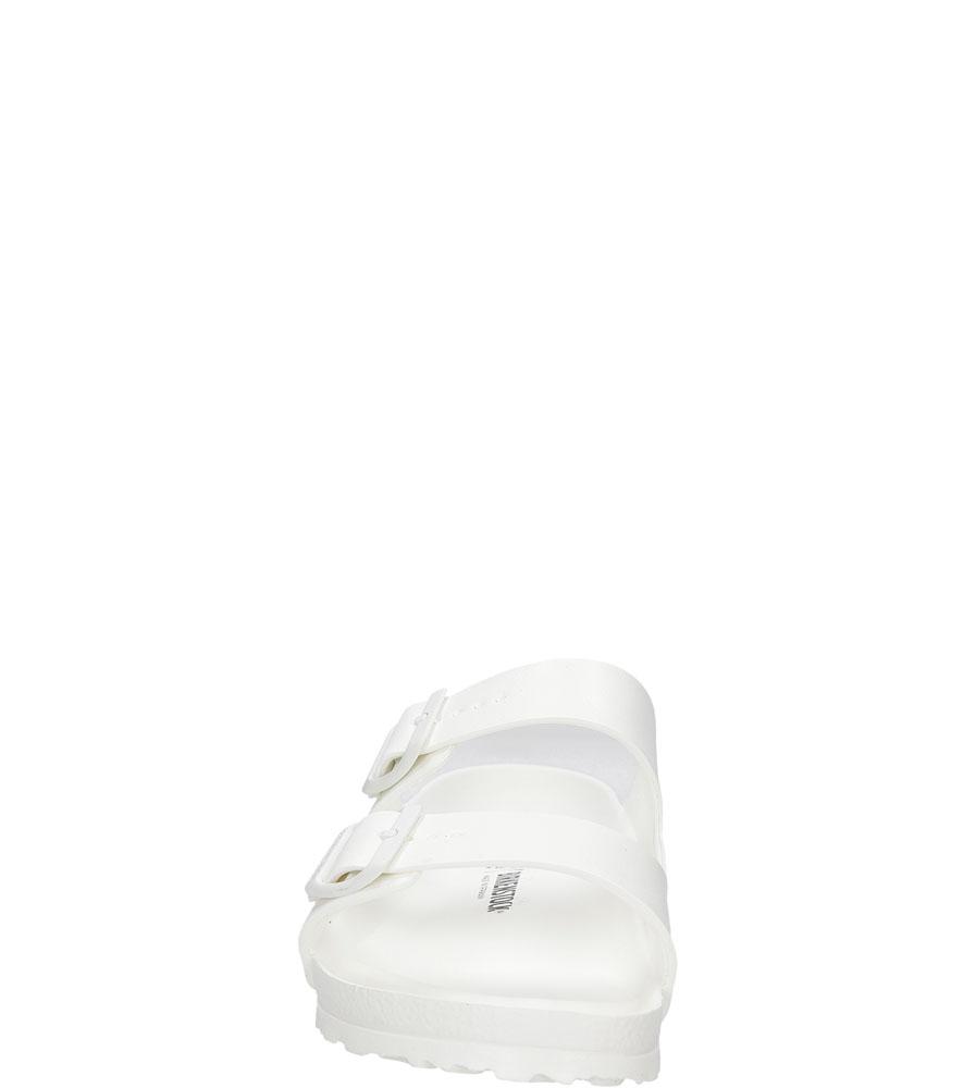 Damskie KLAPKI BIRKENSTOCK 0129441 biały;;