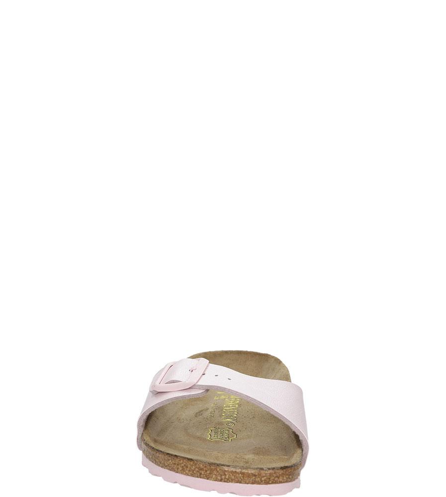 Damskie KLAPKI BIRKENSTOCK 043773 różowy;;