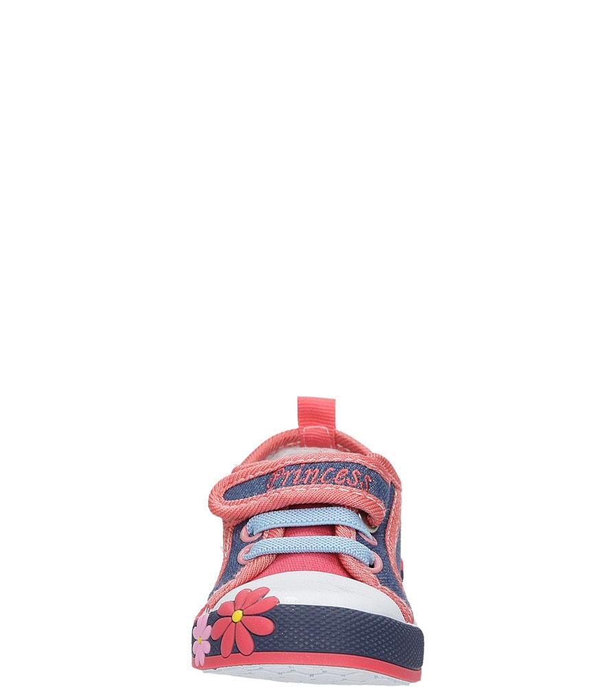 Dziecięce TRAMPKI CASU 1SP-245-LS czerwony;;