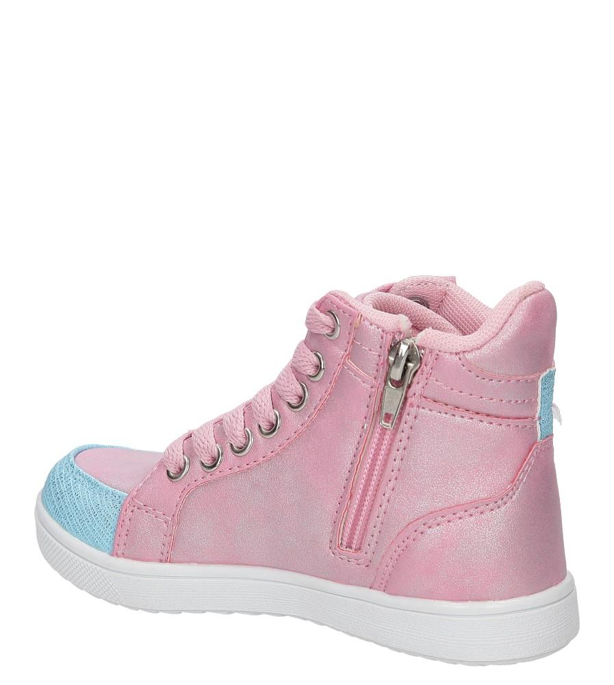 Dziecięce SPORTOWE CASU 3XC-7183 różowy;;