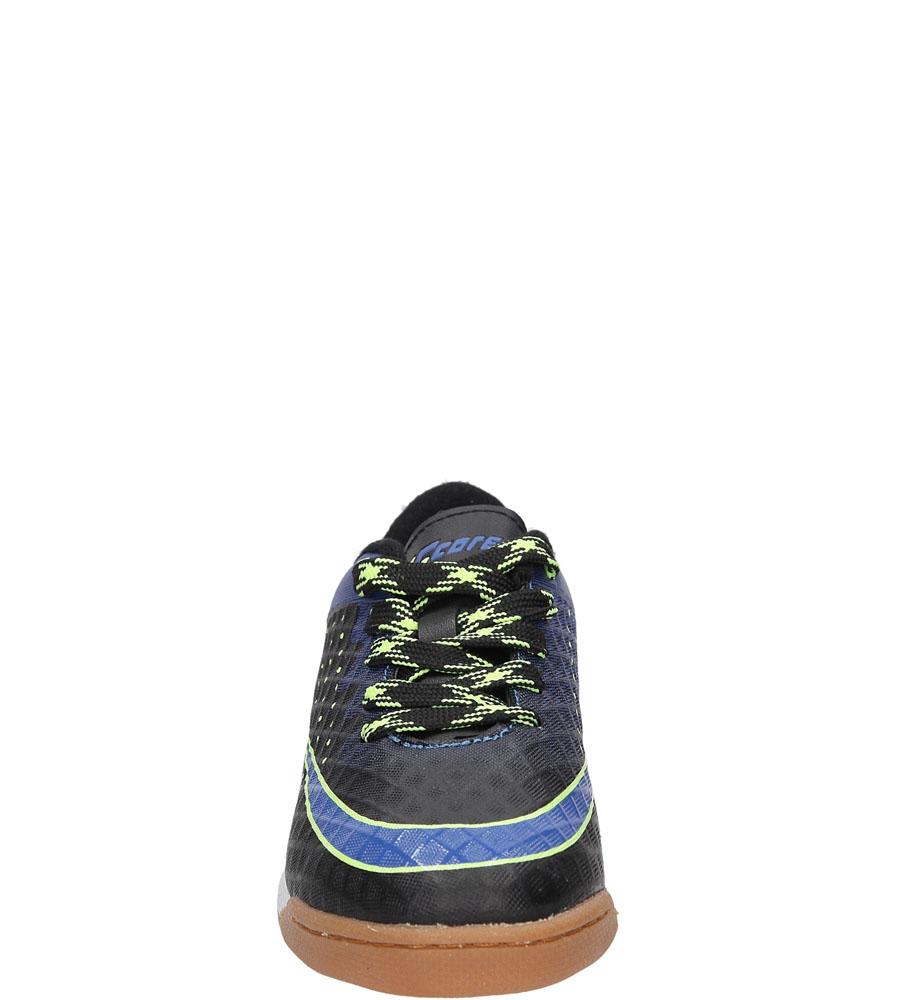 Dziecięce SPORTOWE CASU 5XC-7120 czarny;niebieski;