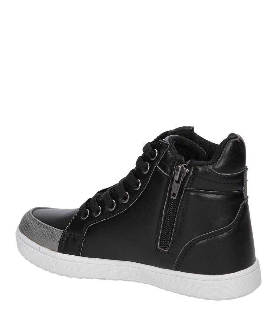 SPORTOWE CASU 5XC7183 kolor czarny