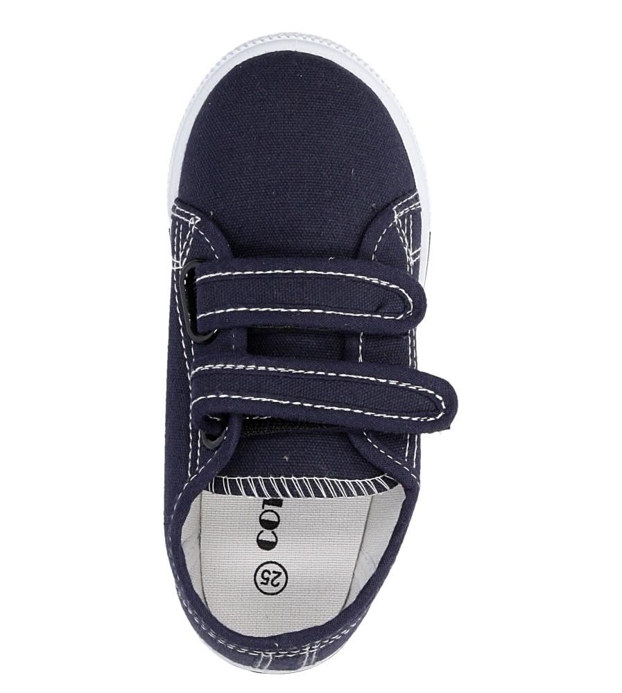 Dziecięce TRAMPKI CASU 3SP-309-LS niebieski;;