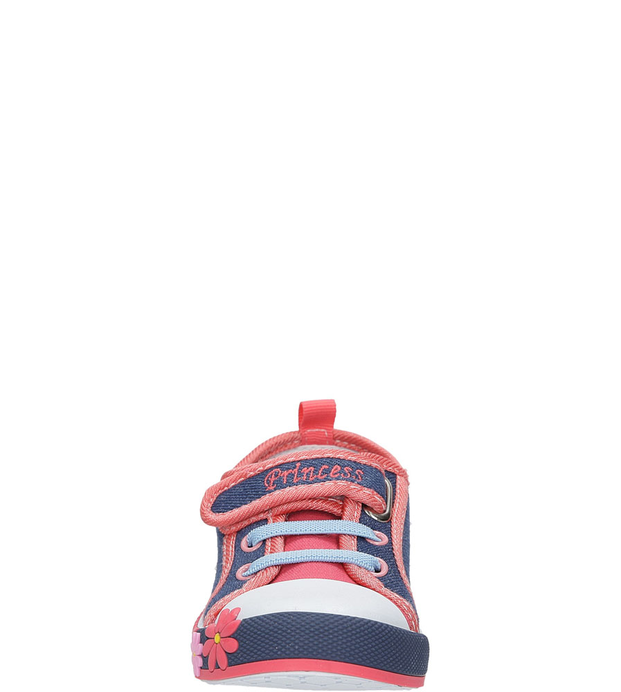 Dziecięce TRAMPKI CASU 3SP-245-LS niebieski;czerwony;