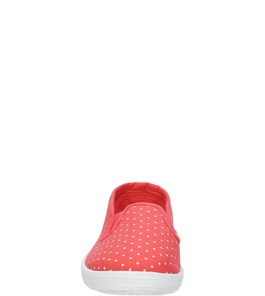 Dziecięce TRAMPKI CASU 3SP-301-LS czerwony;;
