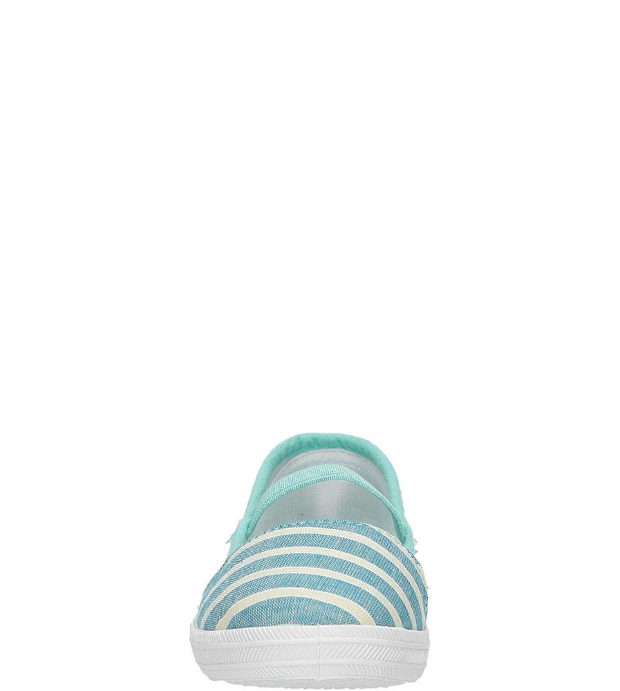 Dziecięce TRAMPKI CASU 3SP-284-LS niebieski;;