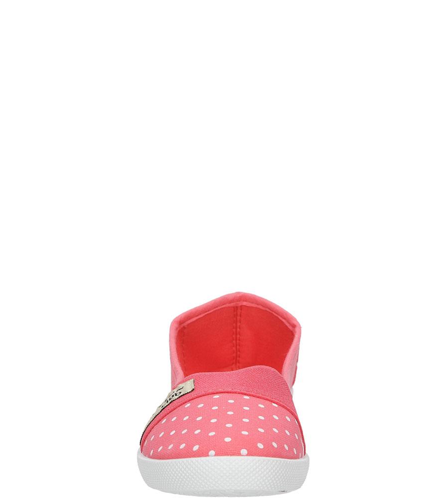 Dziecięce TRAMPKI CASU 3SP-386-LS czerwony;biały;