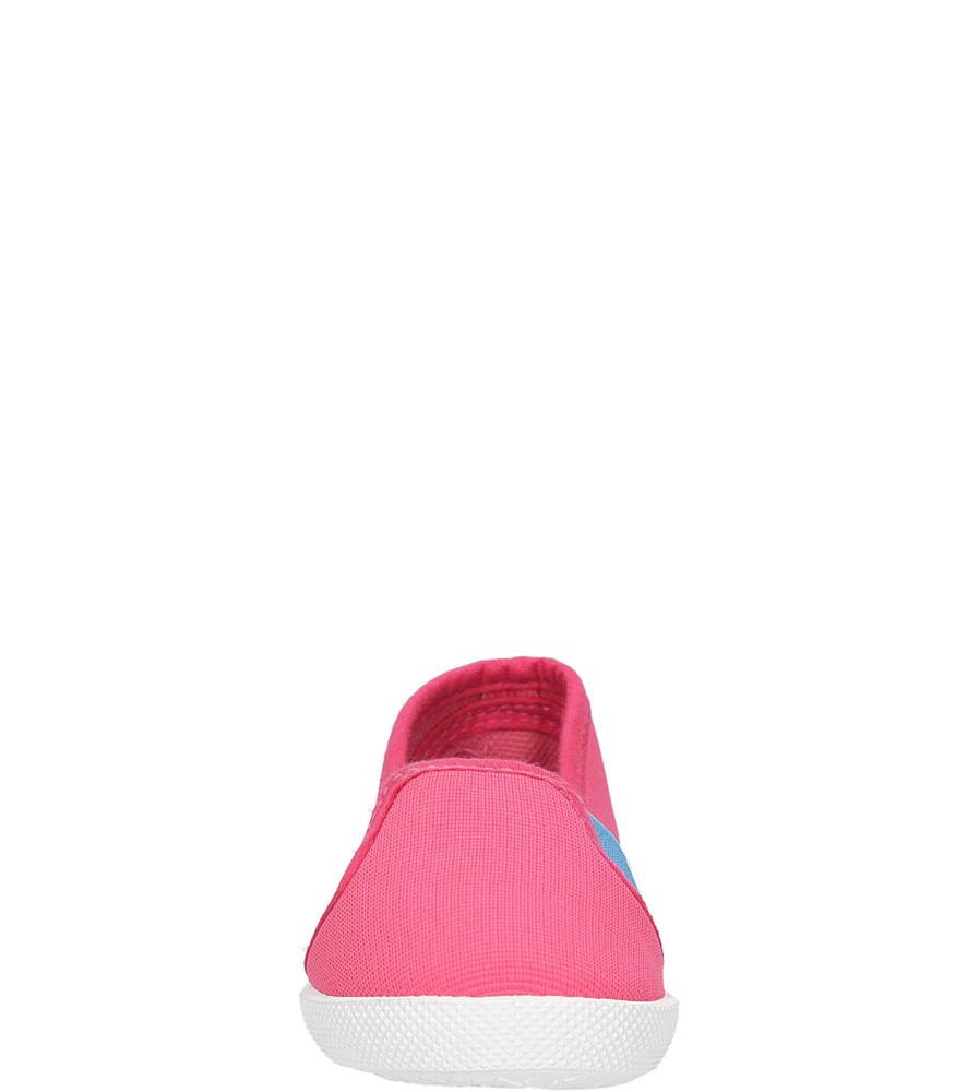 Dziecięce TRAMPKI CASU 3SP-400-LS różowy;;