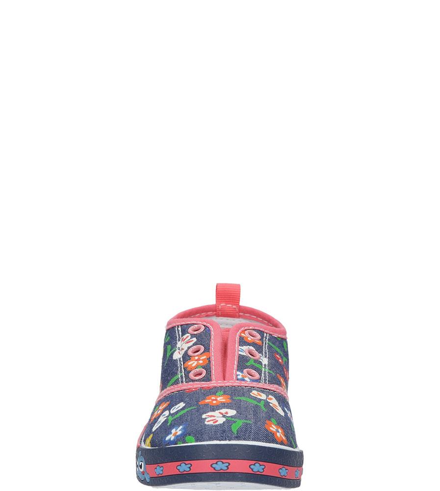 Dziecięce TRAMPKI CASU 3SP-260-LS czerwony;multikolor;