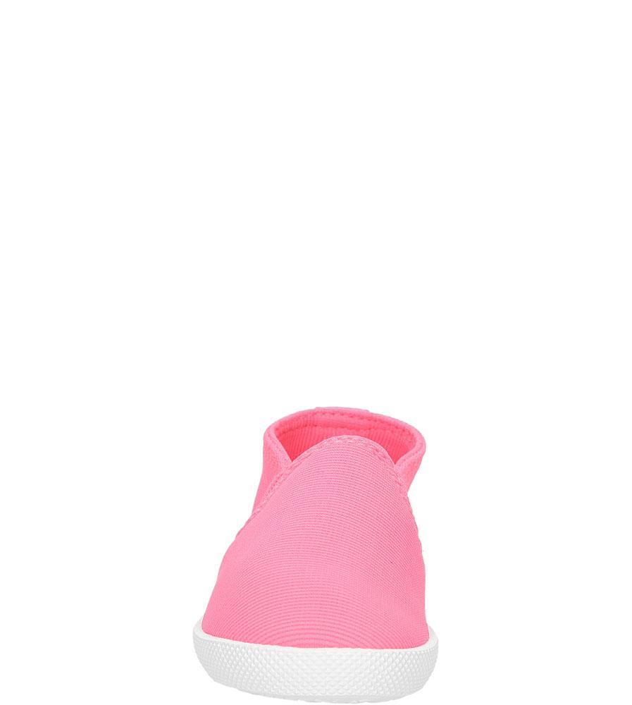 Dziecięce TRAMPKI CASU 3SP-289-LS różowy;;
