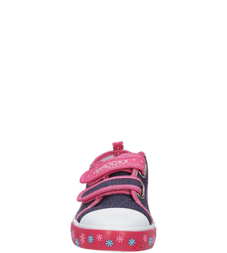 Dziecięce TRAMPKI CASU 5SP-265-LS niebieski;różowy;