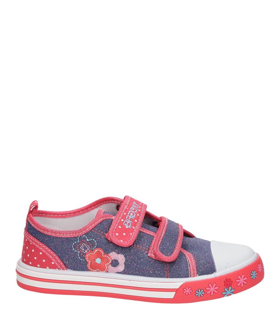 Dziecięce TRAMPKI CASU 5SP-265-LS niebieski;czerwony;