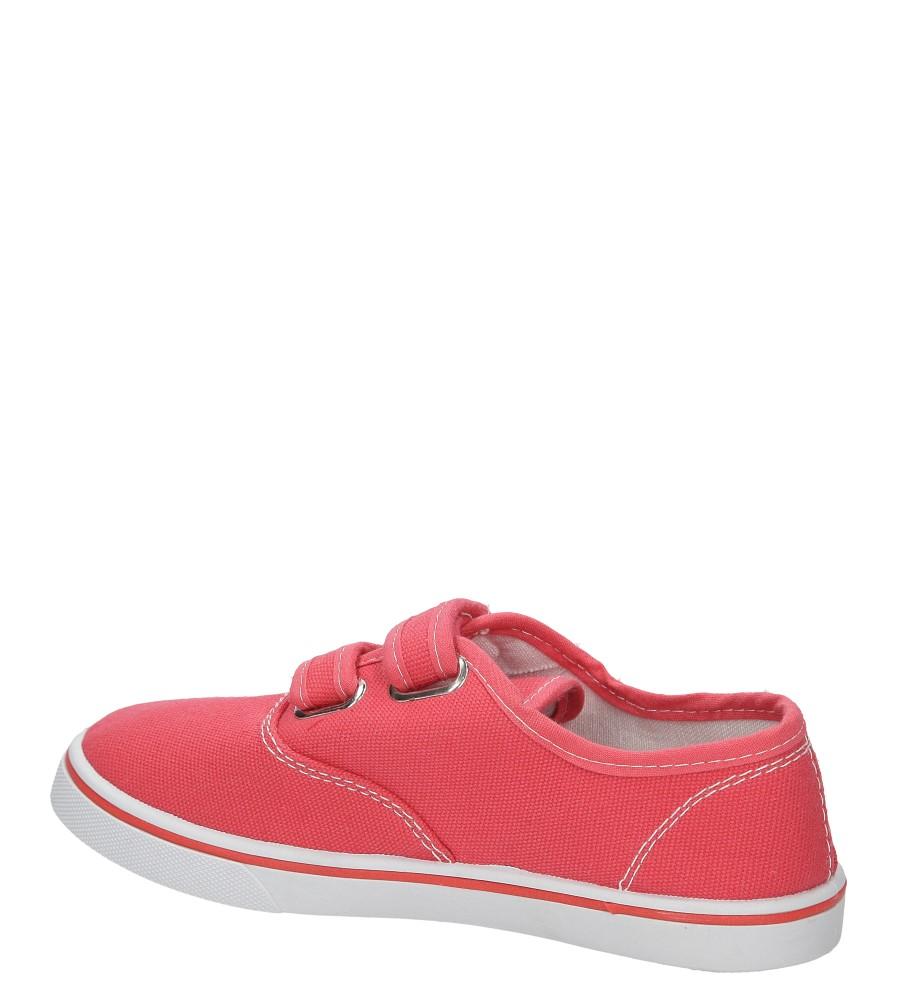 Dziecięce TRAMPKI CASU 5SP-181-LS czerwony;;
