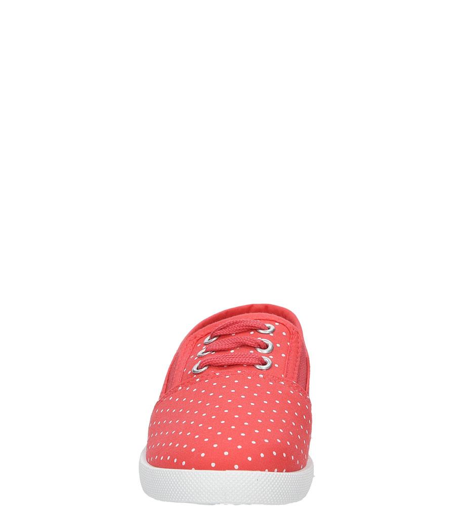 Dziecięce TRAMPKI CASU 5SP-302-LS czerwony;;
