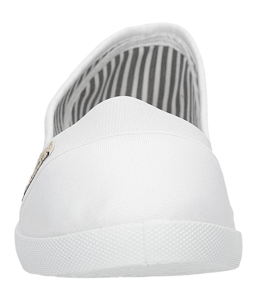 TENISÓWKI CASU CB337 kolor biały