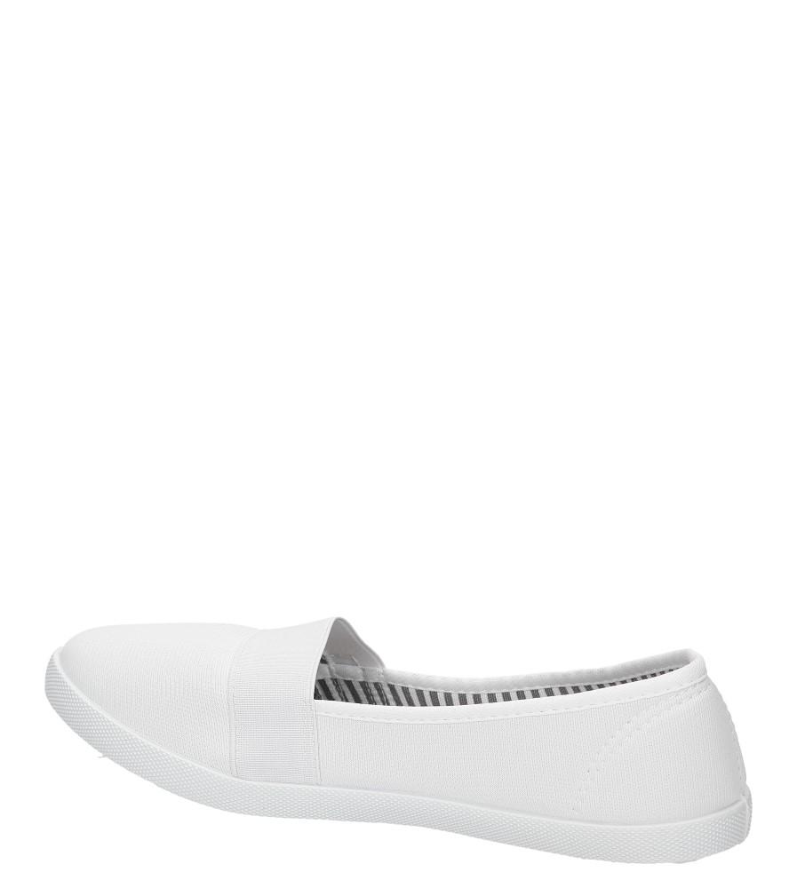 Damskie TENISÓWKI CASU CB337 biały;;