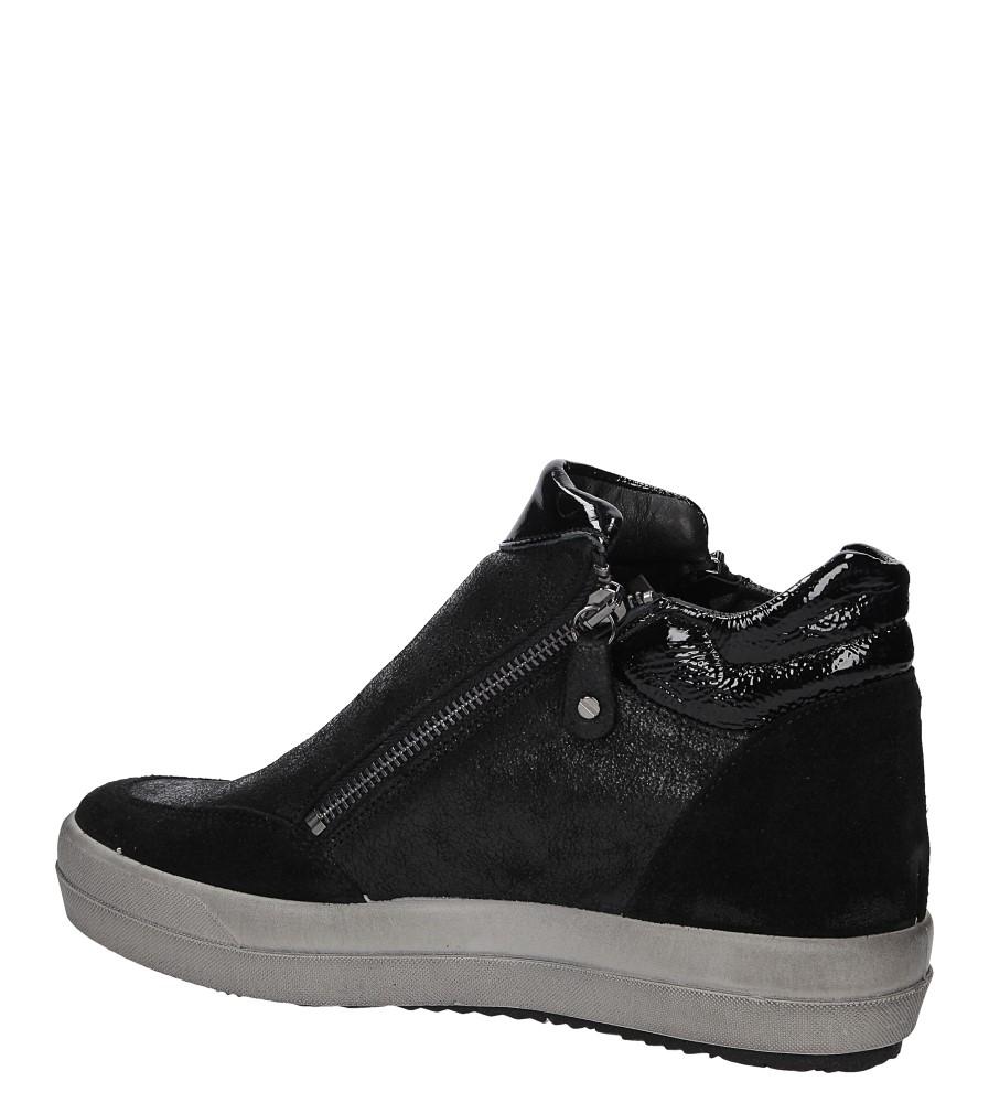 SNEAKERSY IGI&CO 67541/00 DSY1 kolor czarny