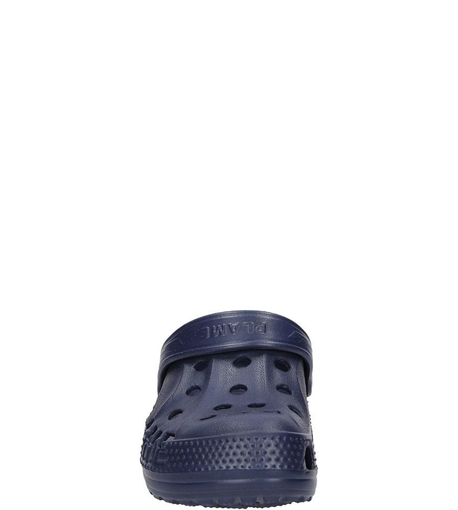 Dziecięce KLAPKI CASU D-3006 niebieski;;
