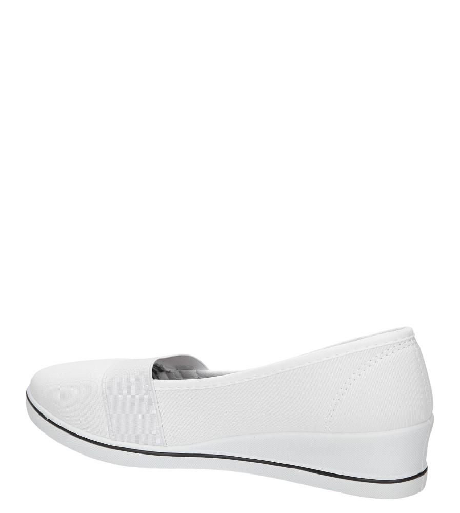 Damskie TENISÓWKI CASU CB806 biały;;