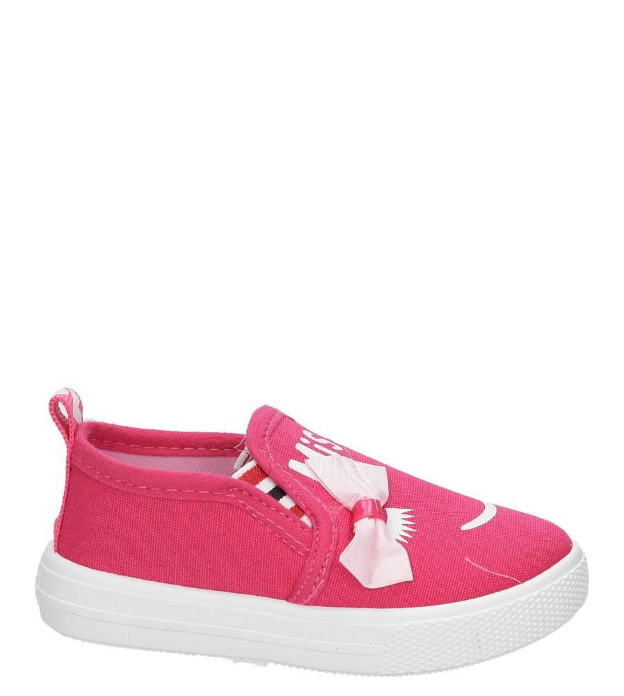 Dziecięce TRAMPKI CASU XD-1 różowy;;