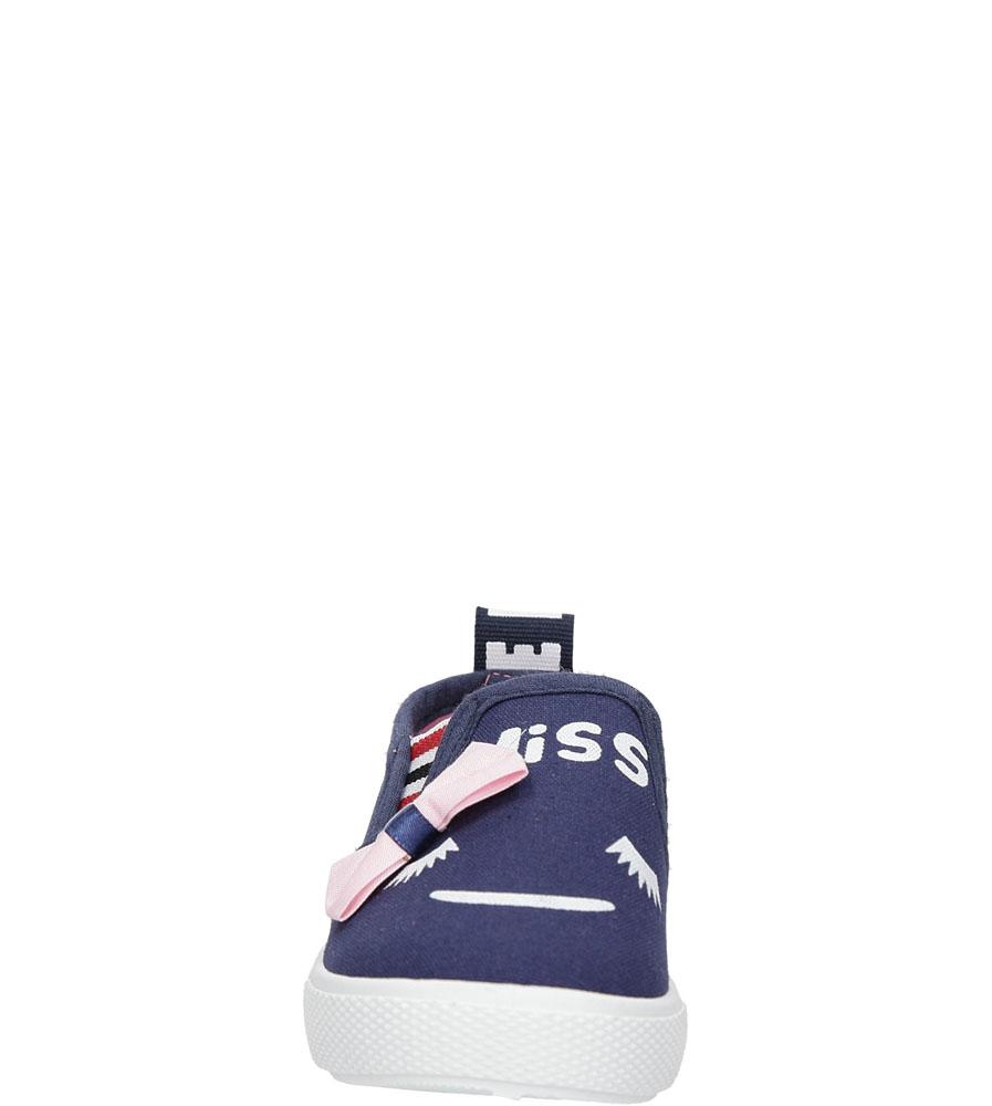 Dziecięce TRAMPKI CASU XD-2 niebieski;;