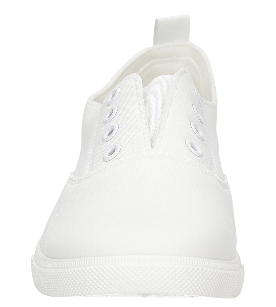 TENISÓWKI CASU BB-1638 kolor biały