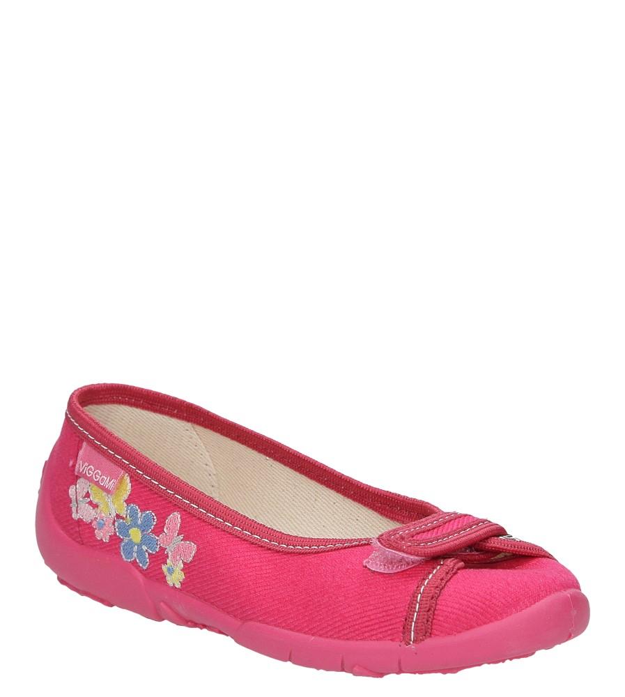 Dziecięce KAPCIE VI-GGA-MI BETTY różowy;;