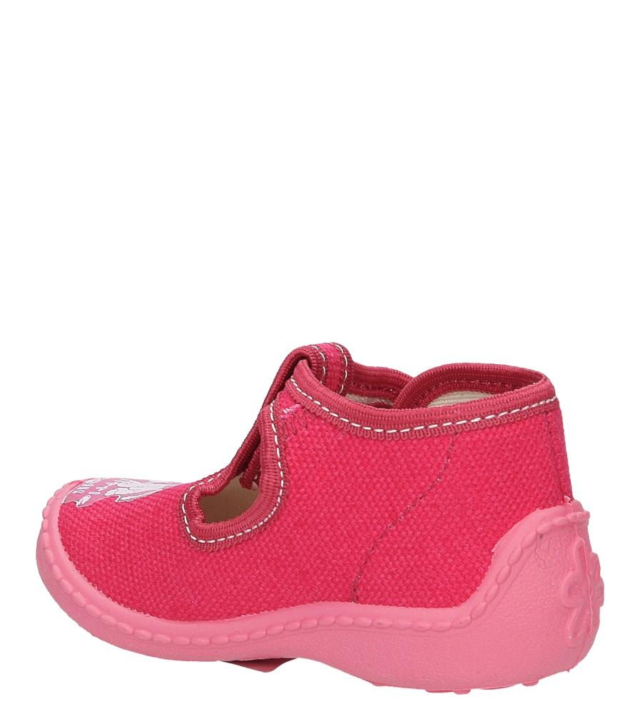 Kapcie VI-GGA-MI FIFI kolor różowy