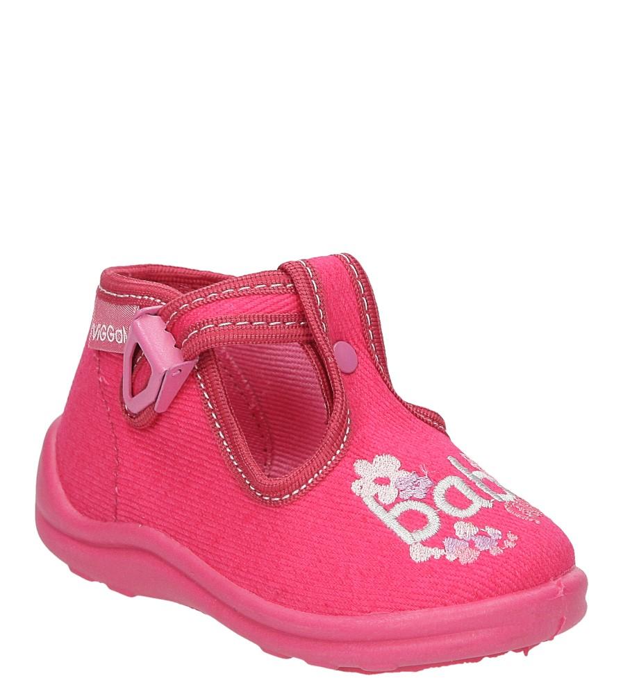 Dziecięce KAPCIE VI-GGA-MI BAMBI różowy;;