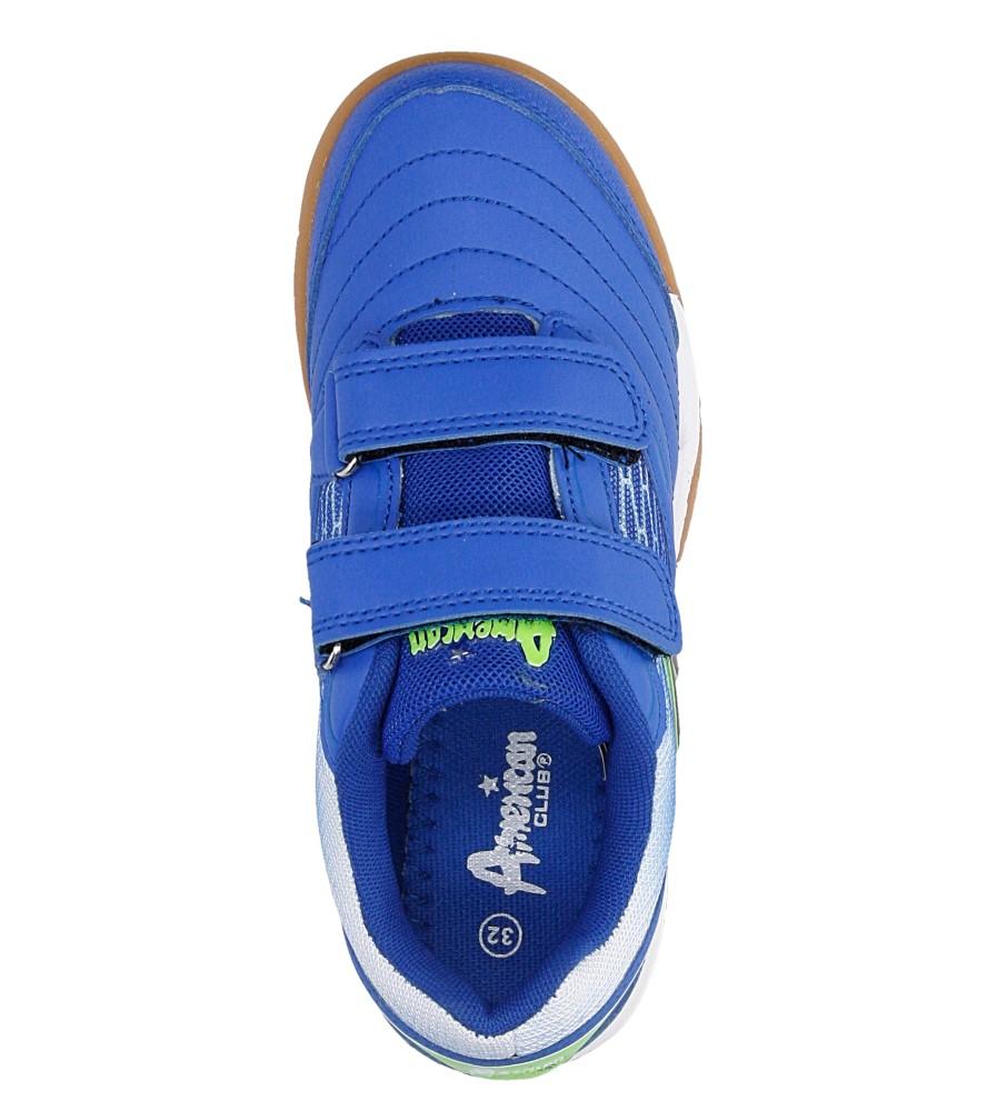 Dziecięce SPORTOWE AMERICAN OGLE-S150708 niebieski;;