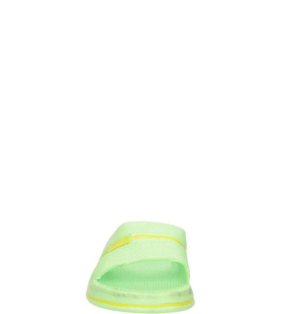 Dziecięce KLAPKI HASBY K806A zielony;;
