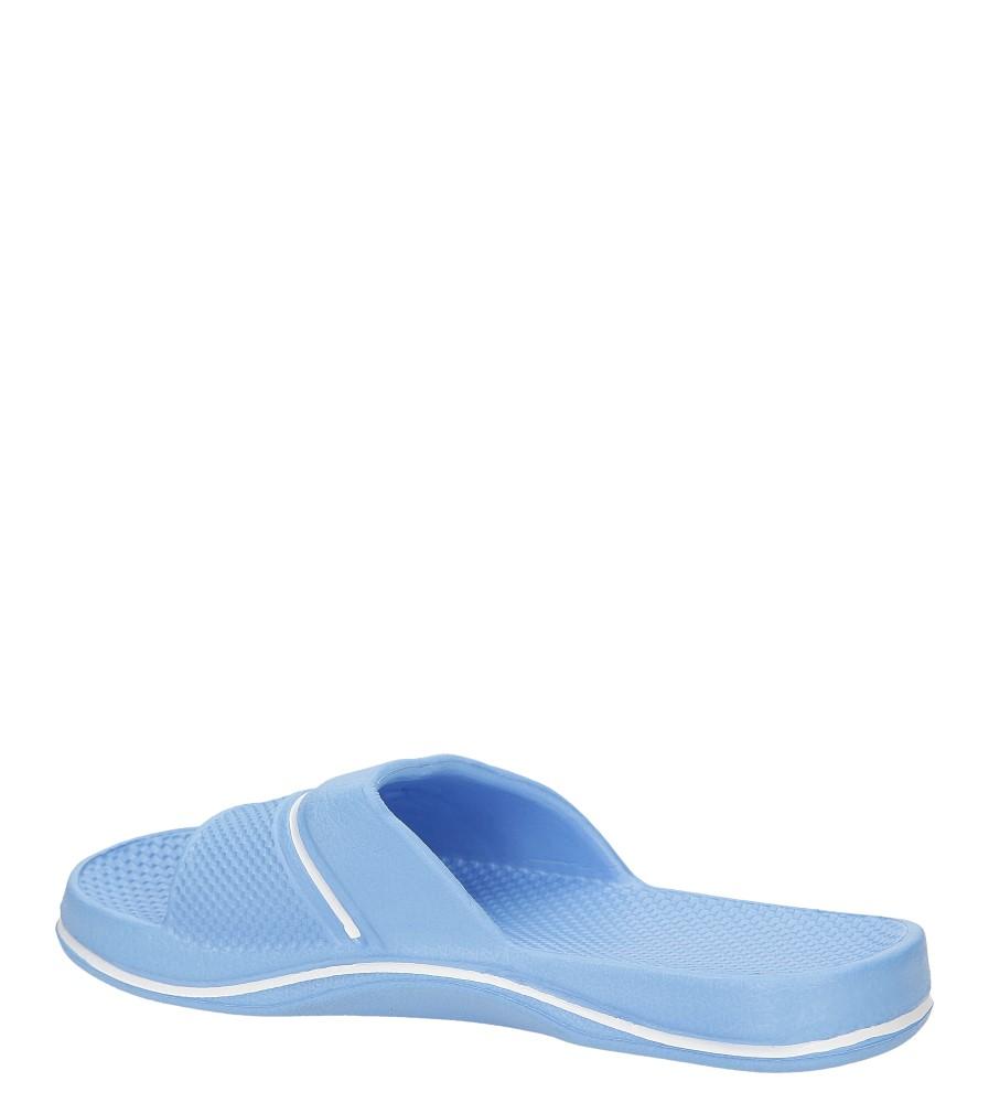 KLAPKI HASBY K806A kolor jasny niebieski
