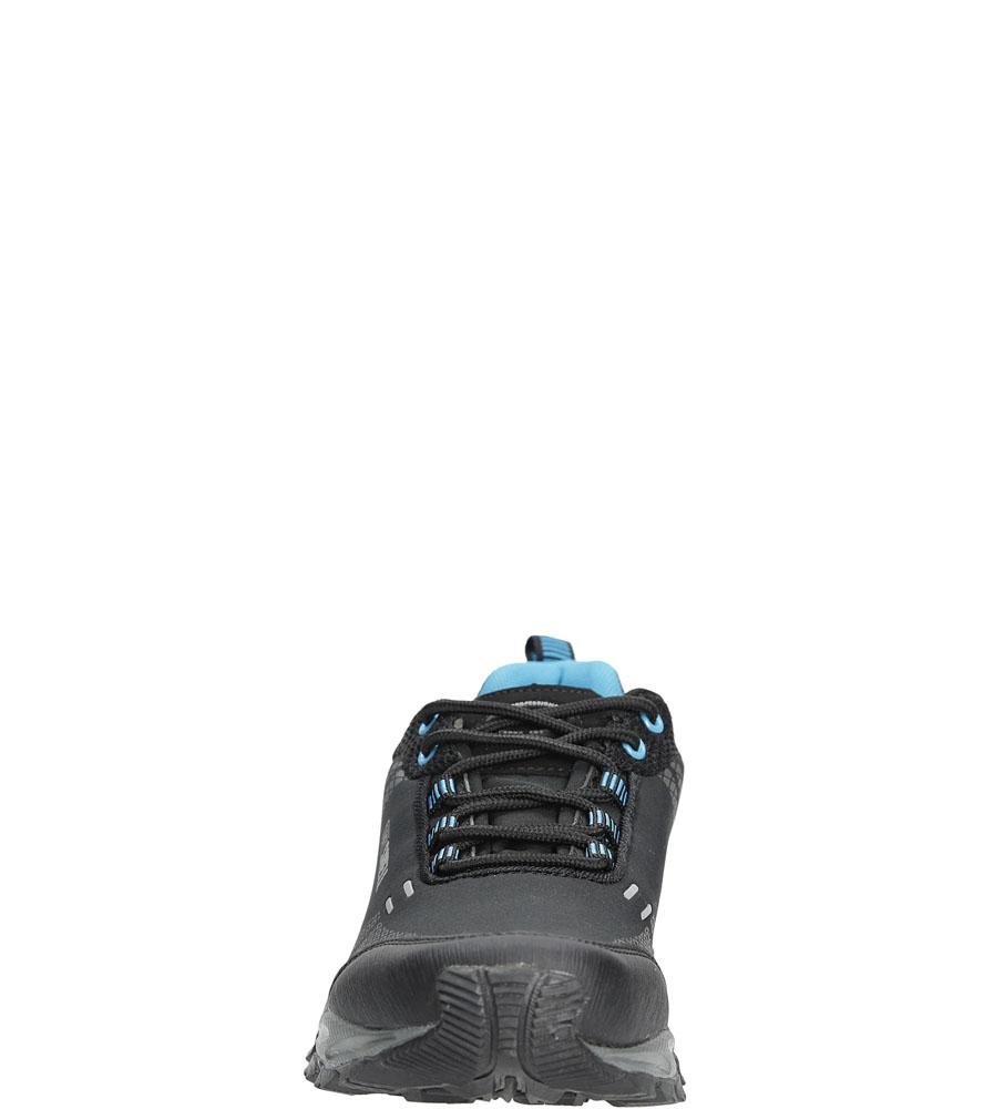 Damskie TREKKINGOWE AMERICAN WT1617 czarny;niebieski;