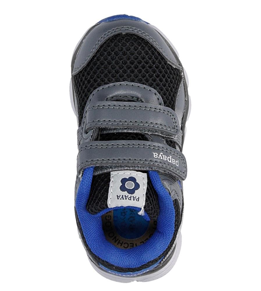 Dziecięce SPORTOWE CASU 5281010 czarny;;