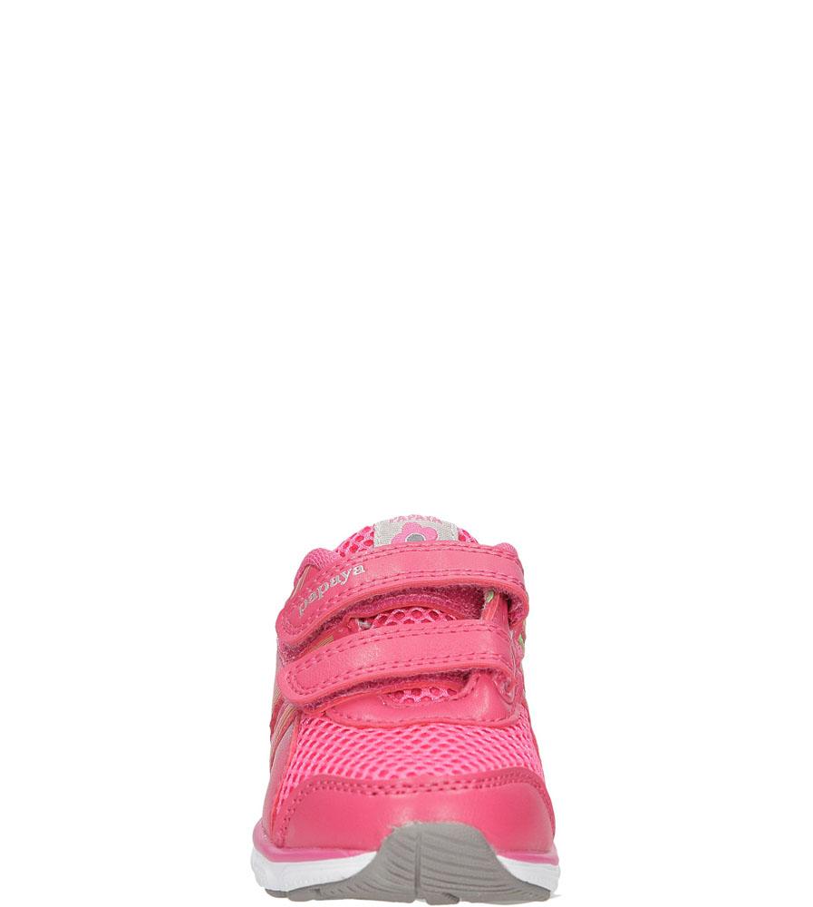 Dziecięce SPORTOWE CASU 521024 różowy;;