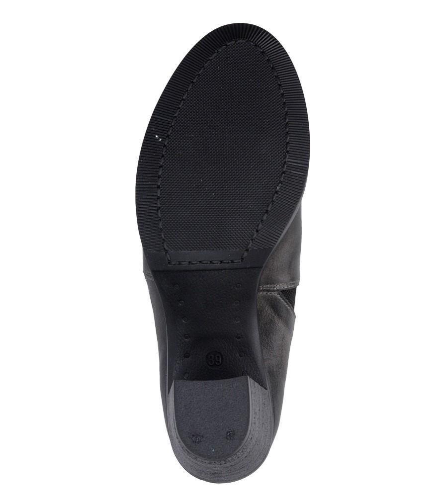 PÓŁBUTY CASU 3106 wys_calkowita_buta 15 cm