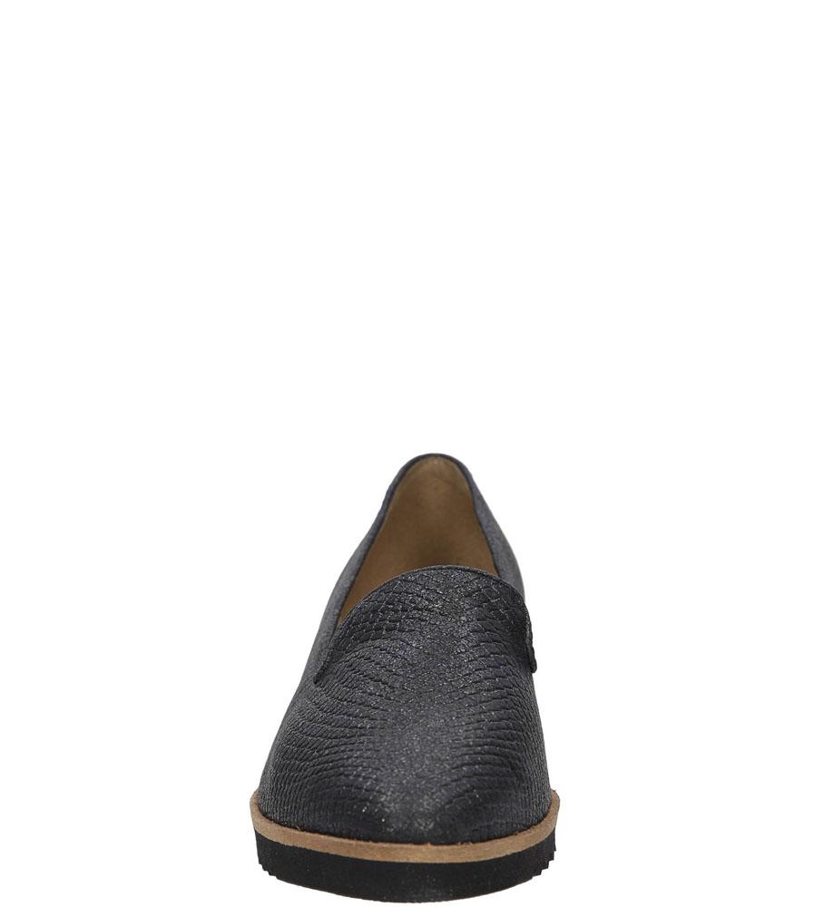 LORDSY CASU 1420/1 kolor czarny