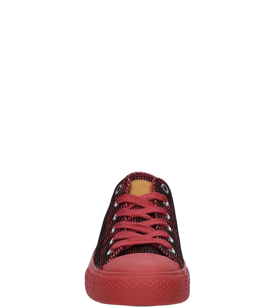 TRAMPKI BIG STAR V274565 kolor czerwony