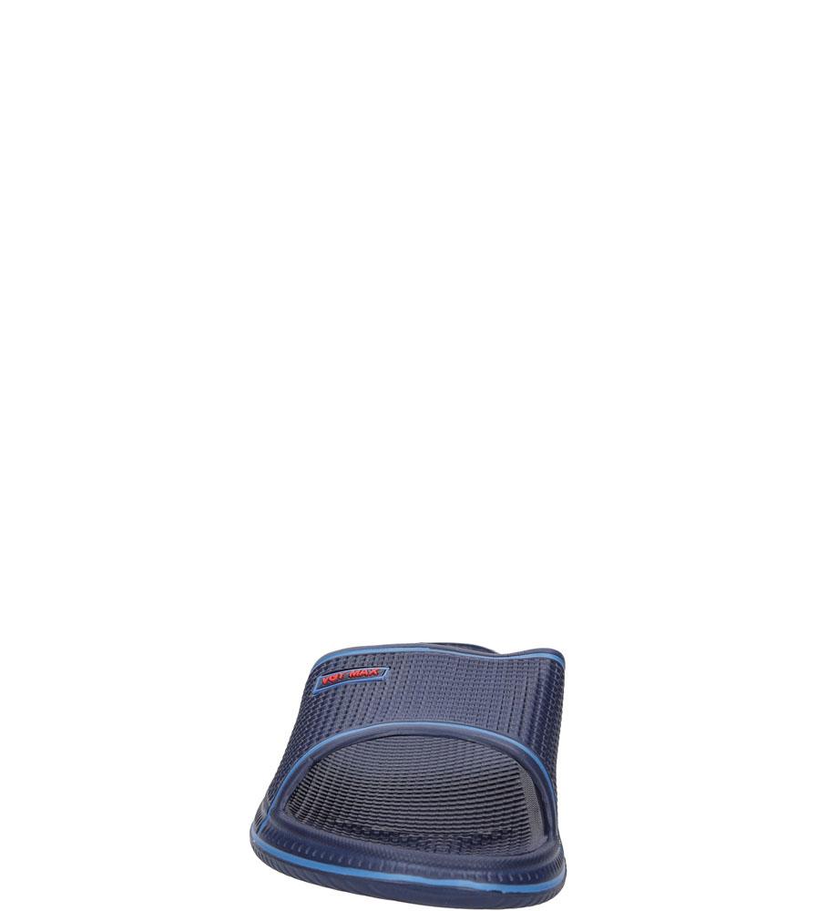 Damskie KLAPKI CASU M714-2 niebieski;;