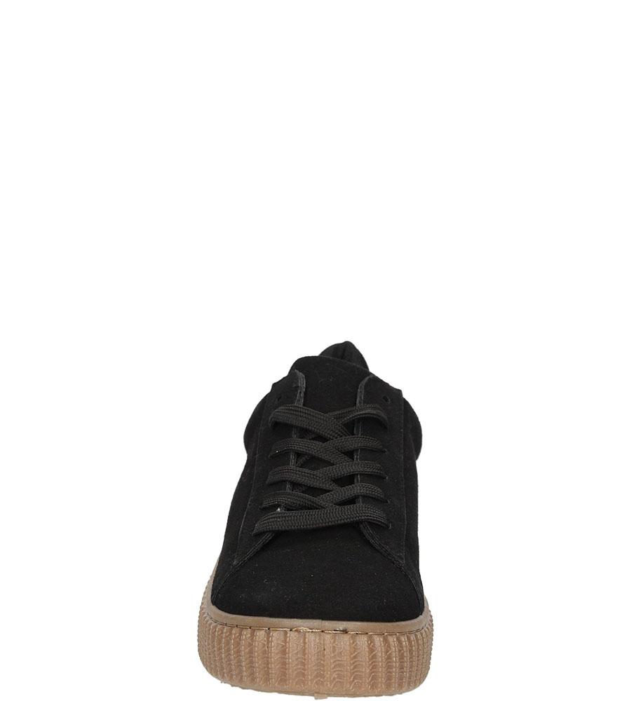 CREEPERSY CASU L17683 kolor czarny