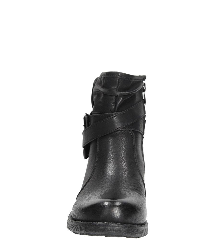 BOTKI S.BARSKI HY2015-36 kolor czarny