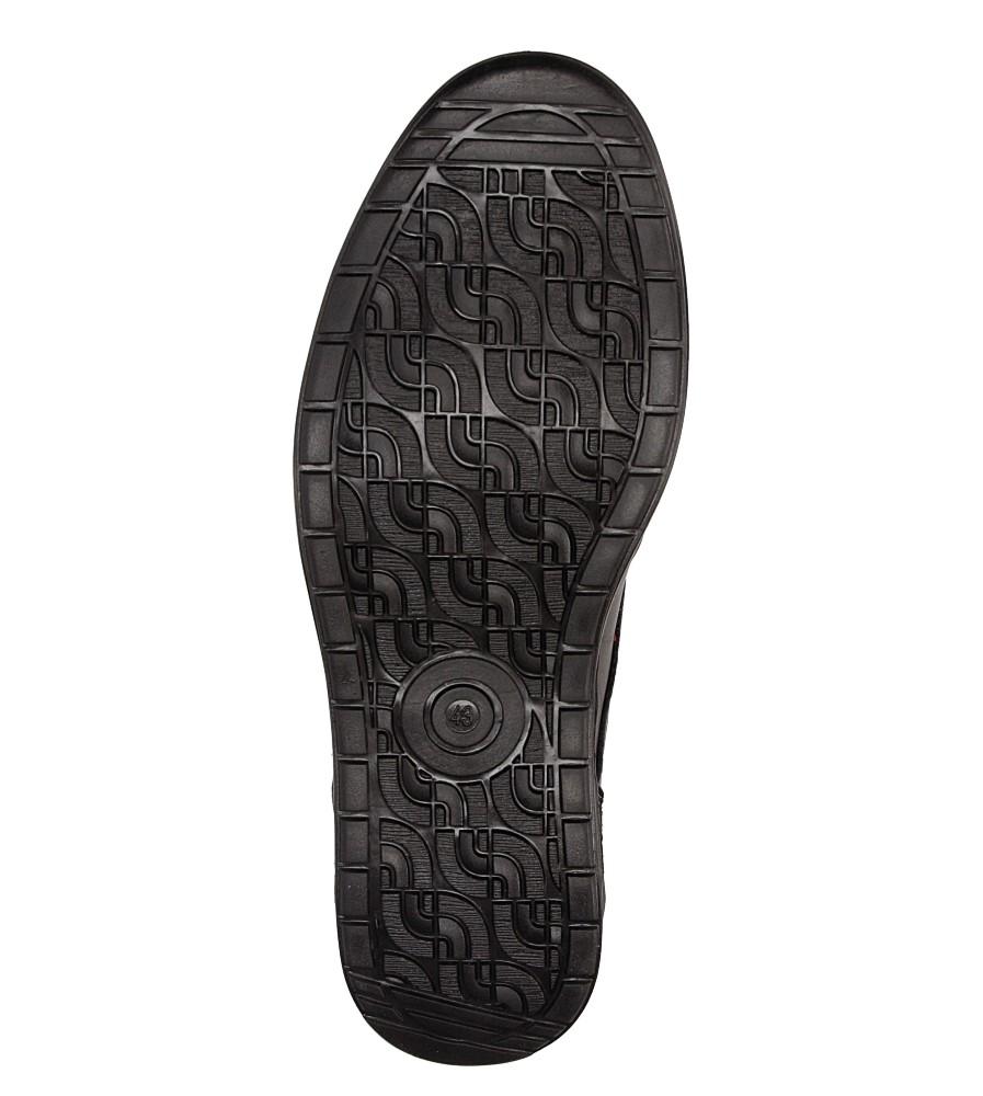 PÓŁBUTY WINDSSOR 848 wys_calkowita_buta 9 cm