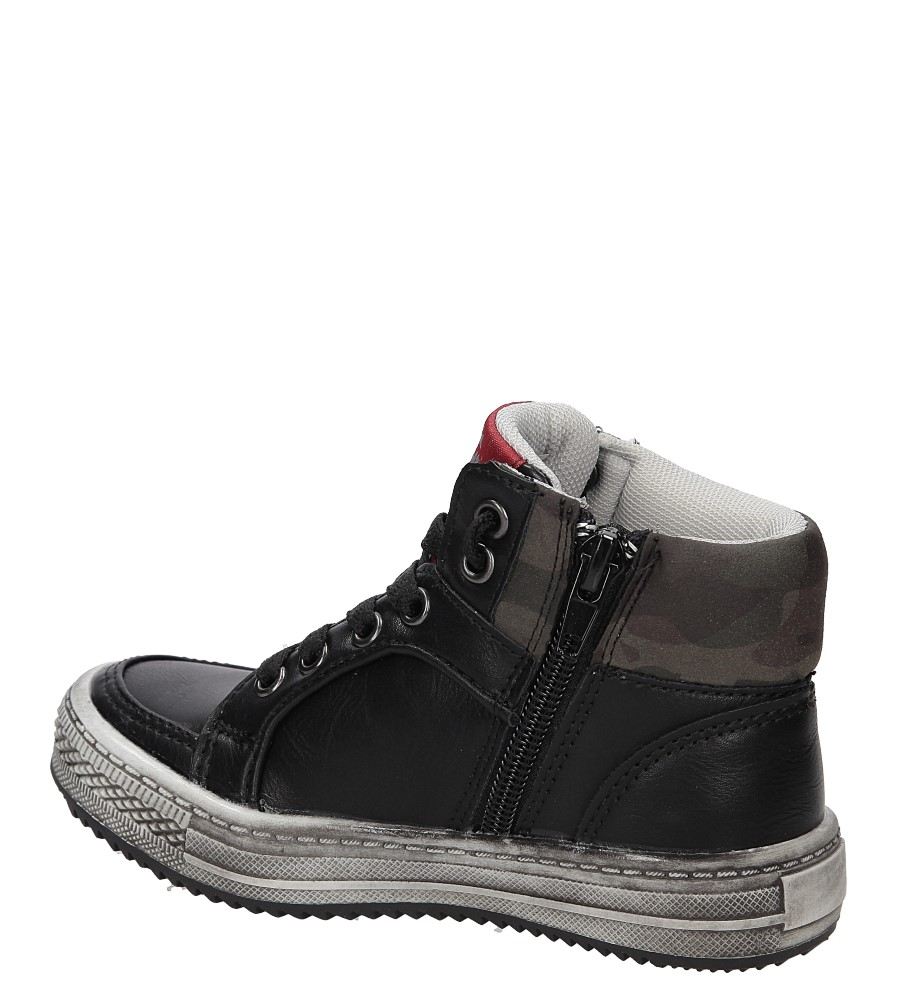 TRAMPKI B-G10097D-A1 kolor czarny