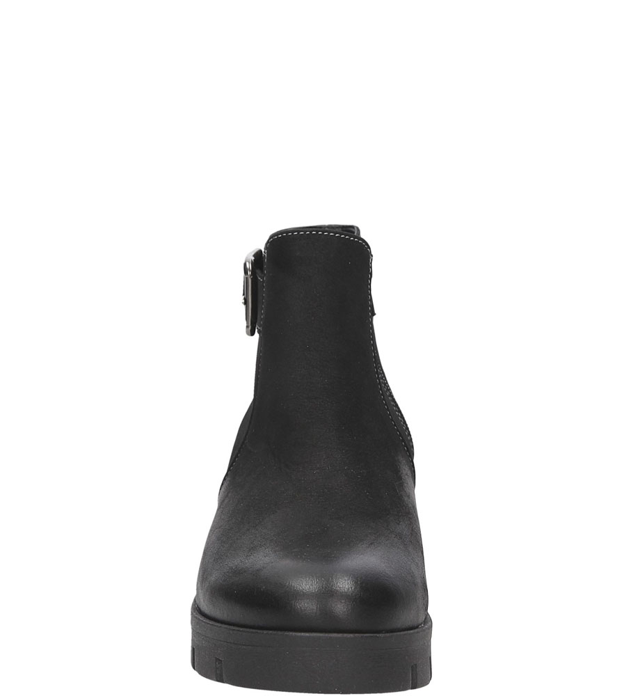 BOTKI CASU 3205 kolor czarny