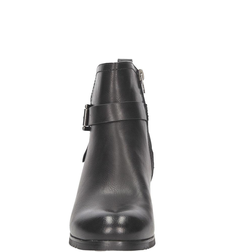 BOTKI S.BARSKI 243 kolor czarny