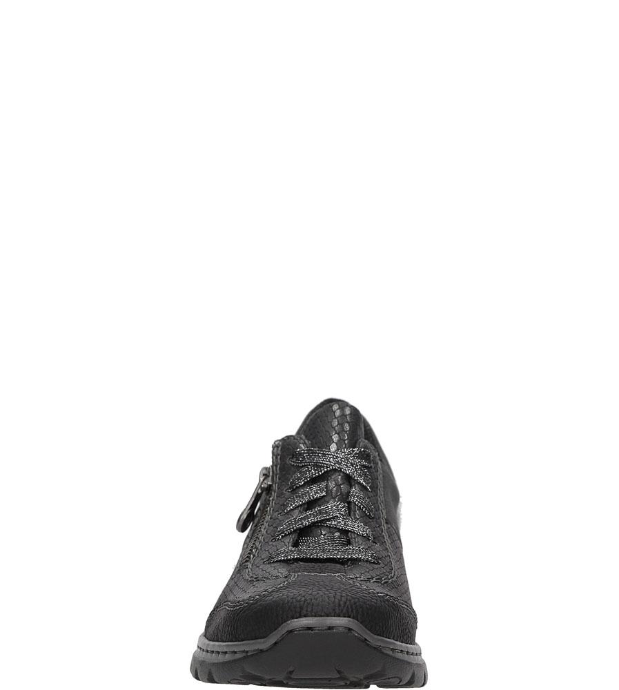 PÓŁBUTY RIEKER L3223 kolor czarny