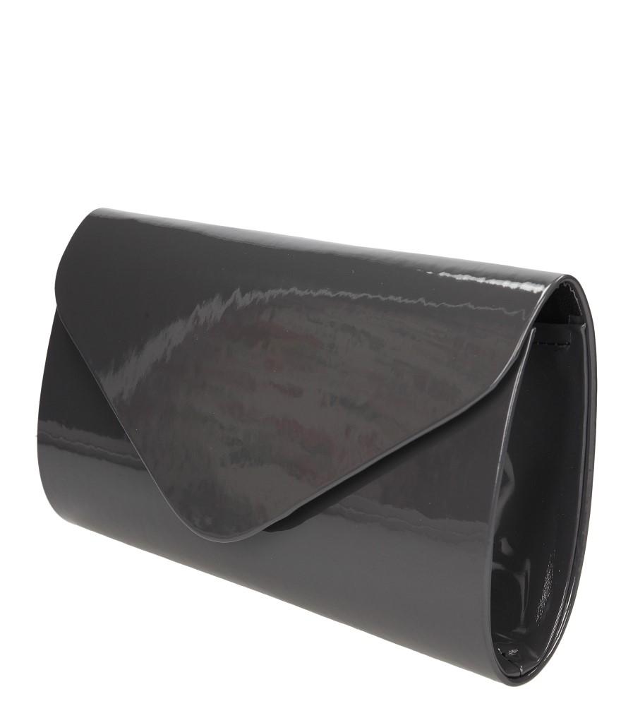 TOREBKA WIZYTOWA R06 kolor ciemny szary