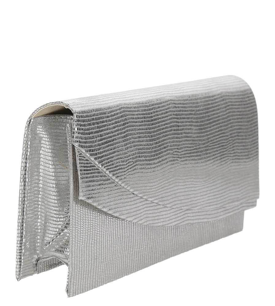TOREBKA WIZYTOWA M01A kolor srebrny