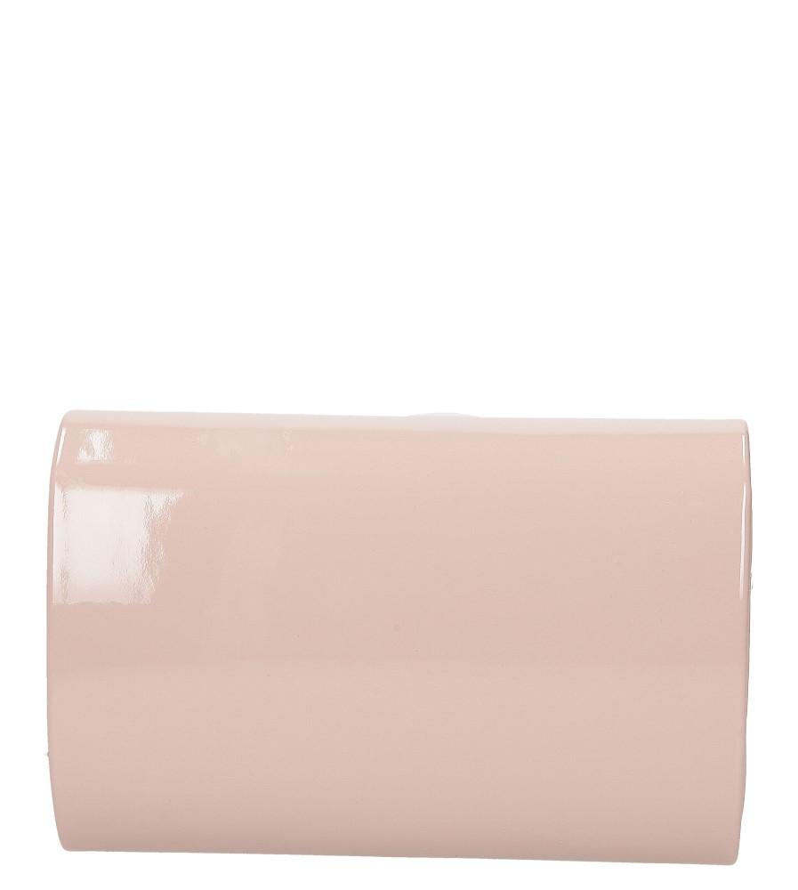 TOREBKA WIZYTOWA W-1 kolor jasny różowy