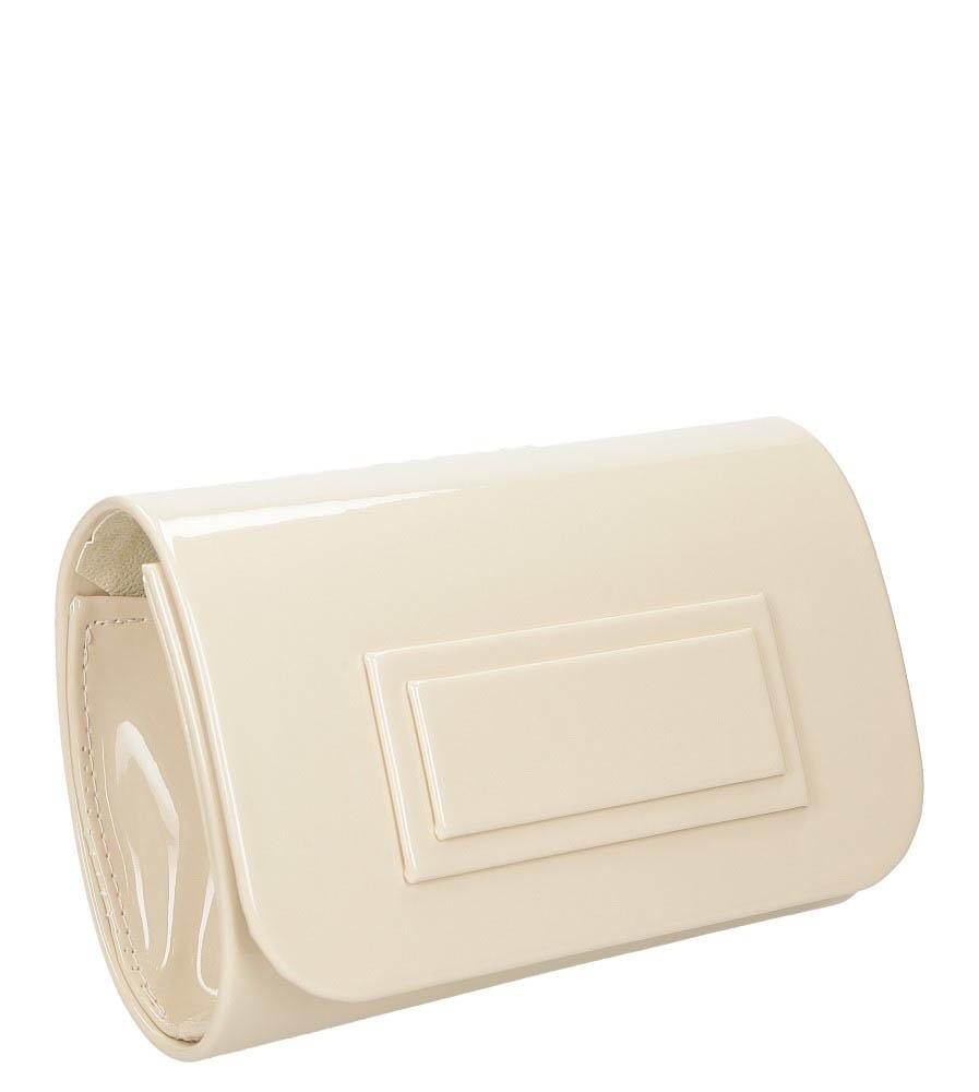 TOREBKA WIZYTOWA W-1 material skóra ekologiczna lakierowana
